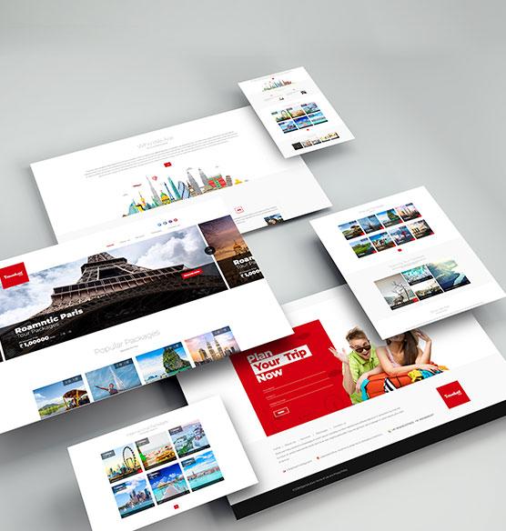 Web Designing Service Image